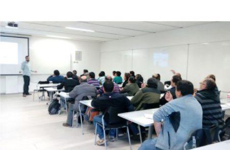 SE INICIA CURSO LAST PLANNER PARA TRABAJADORES DE ENACO