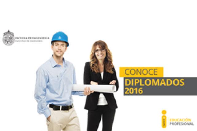 Conoce los próximos inicios de los Diplomados de Ingeniería UC