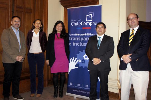 Inició Programa Avanzado de Compras Públicas organizado por ChileCompra y Educación Profesional Ingeniería UC