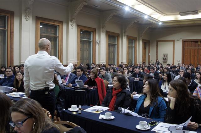 Educación Profesional Ingeniería UC realizó taller de Gestión Estratégica del Cambio
