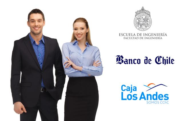 Nuevas alianzas con Banco de Chile y Caja Los Andes