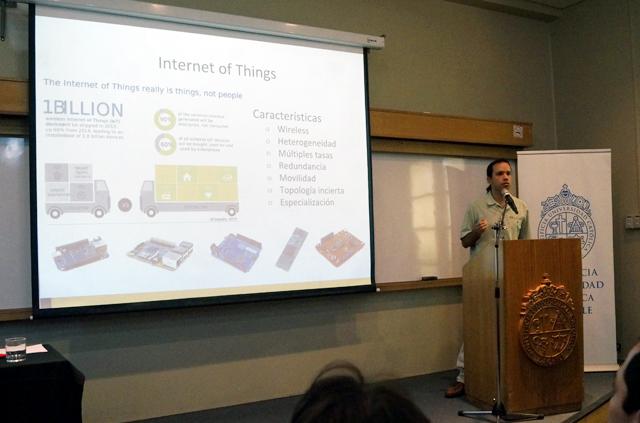 Expertos en IOT hablaron de la revolución tecnológica y su impacto en la industria