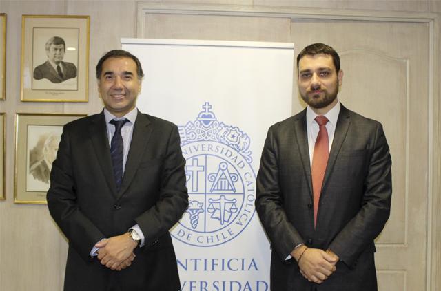 Educación Profesional Ingeniería UC y OTIC SOFOFA realizaron actividad dirigida a profesionales de recursos humanos