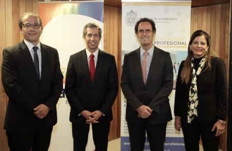 Directivos de Abastible participaron en Programa Ejecutivo en Desarrollo Gerencial Estratégico e Innovación de Ingeniería UC