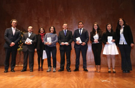 Ceremonia de entrega de diplomas de Educación Profesional Ingeniería UC