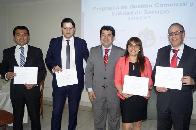 Colaboradores de BancoEstado finalizaron con éxito programa de Gestión Comercial y Calidad de Servicio UC