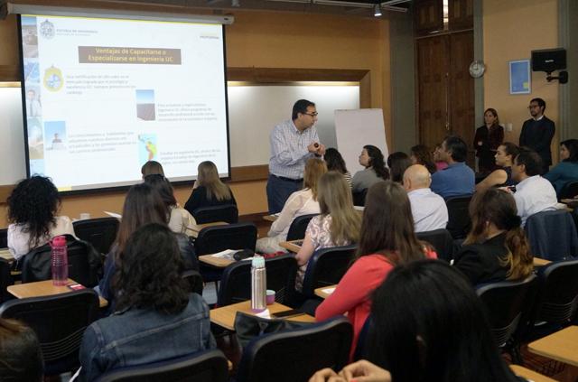 Lanzamiento de Diplomados de Ingeniería UC 2018