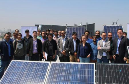 Empresa chilena presenta un innovador sistema que diagnostica los módulos fotovoltaicos