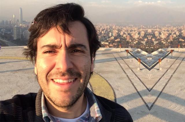 Felicitamos a Rolando Rojas ganador de la beca Gestión y Optimización de Procesos