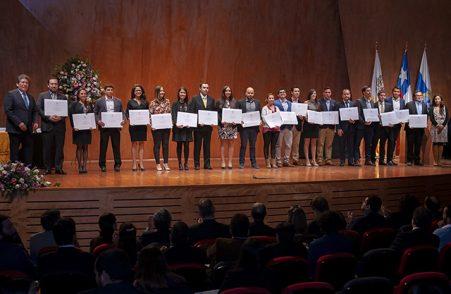 427 Profesionales recibieron sus Diplomas de Programas de Ingeniería UC
