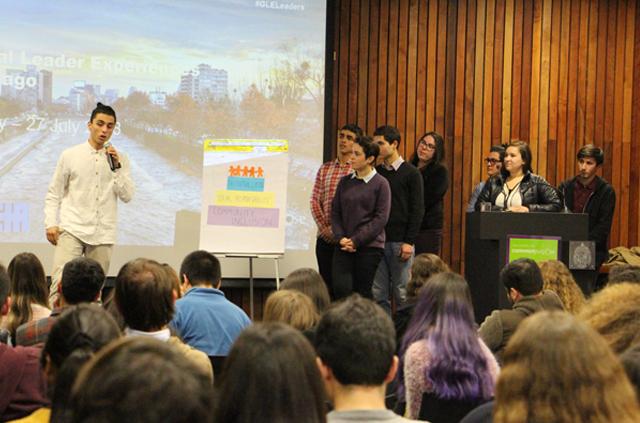 Alumnos uc participan en destacado programa de liderazgo internacional