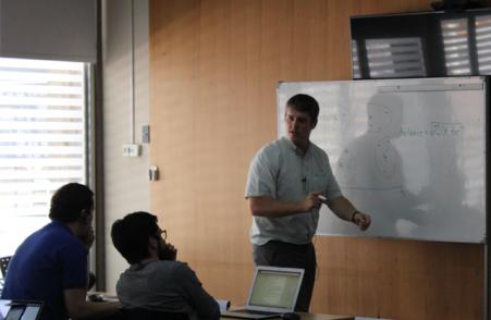Continúa el Big Data Workshop