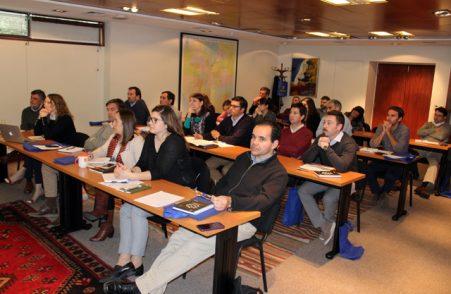 Colaboradores de Socovesa participan en Diplomado Lean Construction