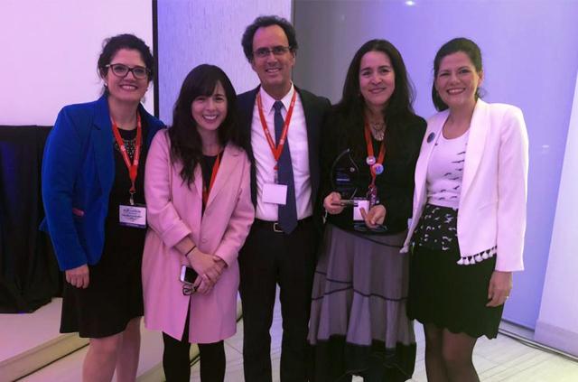 Iniciativa de Escuela de Ingeniería UC gana el premio Airbus GEDC Diversity Award 2018