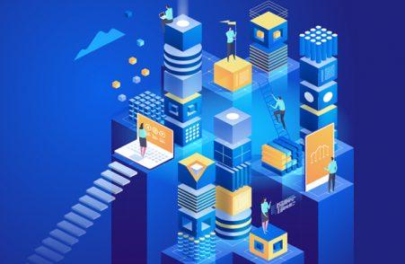 Prevén incremento de 80% para gasto mundial en Blockchain en 2019