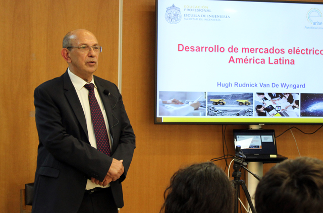 Profesor UC es elegido miembro de la National Academy of Engineering