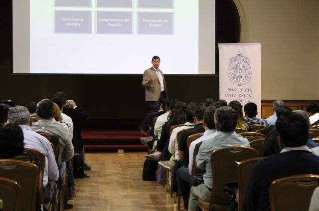 Charla UC: La Gestión Estratégica de la Ciberseguridad
