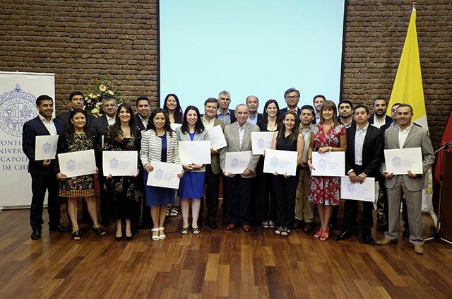 Finaliza programa ejecutivo y diplomado en desarrollo gerencial estratégico e innovación para Abastible