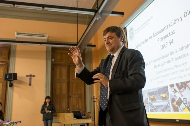 Hernán de Solminihac: «Se podría hacer un esfuerzo adicional para acelerar los proyectos de OOPP que el país requiere»