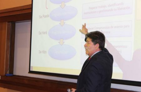 Charla UC: «Metodologías Lean y su impacto en la minería y construcción