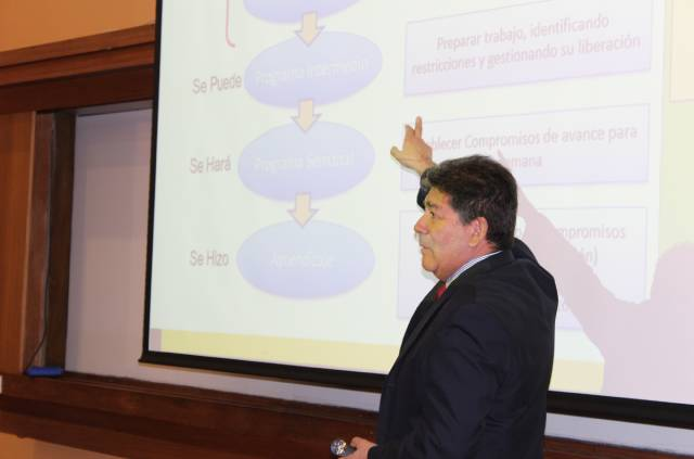 Charla UC: «Metodologías Lean y su impacto en la minería y construcción»