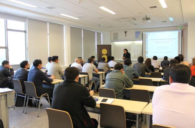 Inicia primera versión 2019 del Diplomado en Gestión de Activos Físicos y Mantenimiento