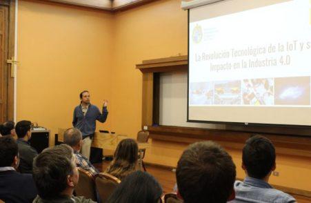 Charla UC: «La revolución de la IoT y su impacto en la industria 4.0»