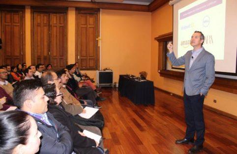 Charla UC: «Beneficio del Manejo de Métodos Analíticos para Optimizar la Cadena Logística»