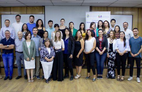 Exitoso cierre del diplomado «Innovación en Alimentos 2019»