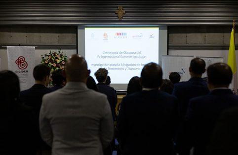 Finaliza el Diplomado en Evaluación de Escenarios para la Reducción del Riesgo de Desastres de Origen Natural