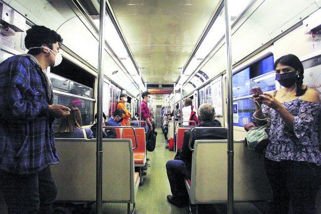 Transporte: últimas tres semanas registran alza de viajes en buses y Metro