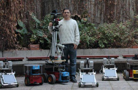 Robot Zippedi suma nuevas funcionalidades para combatir el coronavirus en supermercados y retail