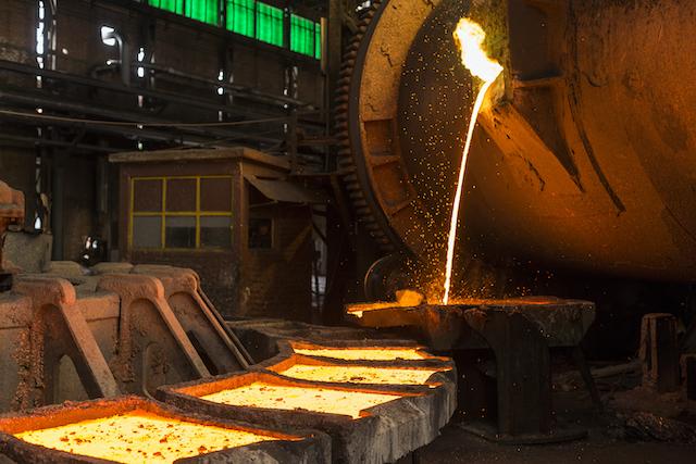 Cuatro razones del alza del precio de cobre