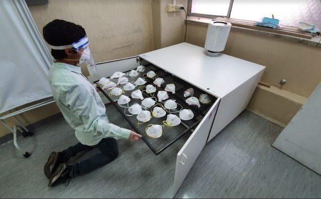 Chilenos crean tecnología para combatir el coronavirus