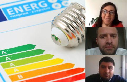 Webinar: Eficiencia energética aplicada a la industria