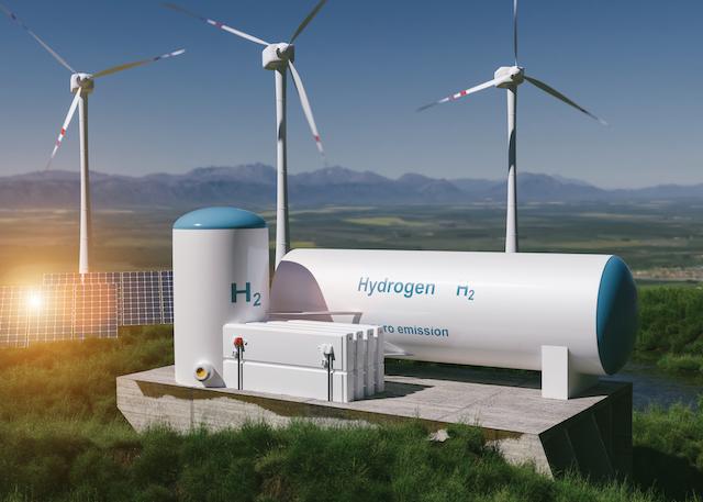 Destacan rol del hidrógeno verde en la descarbonización