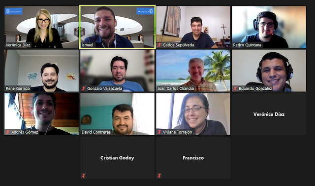 Comienzan las primeras sesiones de networking para diplomados vía streaming