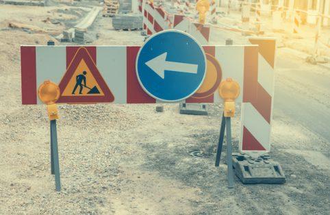 Nuevas medidas de seguridad por aumento de obras viales