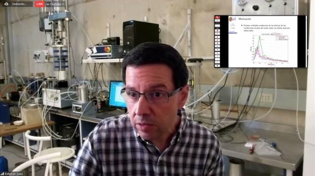 Webinar: «Algoritmos de Machine Learning para la estimación de amenaza sísmica»
