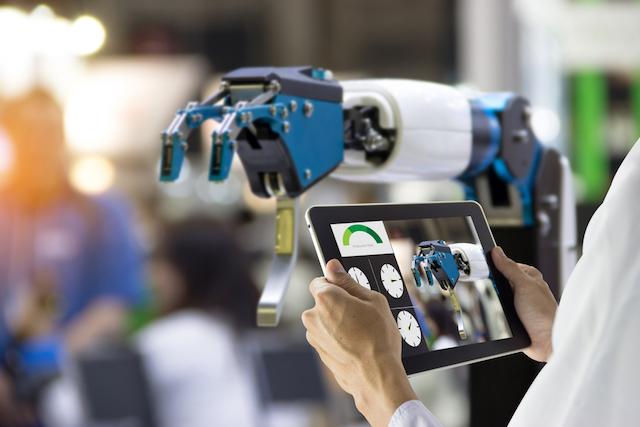 Aumenta la penetración de la robótica en diferentes industrias chilenas