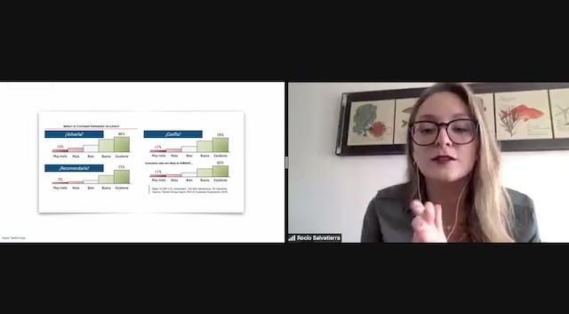 Webinar UC: «Experiencia de cliente para la economía digital»